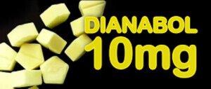 Todo sobre Dianabol 10mg